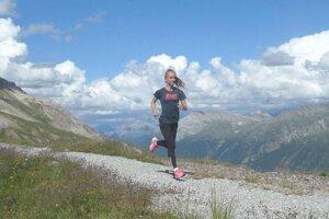 Lucia Vlčáková vytvorila traťový rekord.