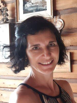 Psychoterapeutka Oľga Šupalová.