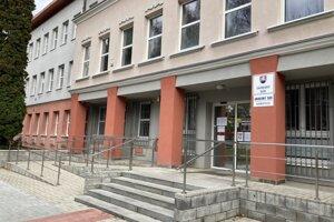 Okresný súd v Námestove.