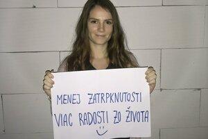 Monika Gduľová, obchodníčka.