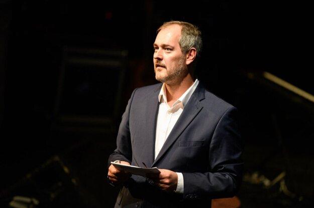Braňo Závodský pred dvomi rokmi moderoval predvolebnú debatu skandidátmi na primátora mesta Martin.