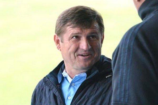 Michal Hipp sa stal novým trénerom FC Nitra.