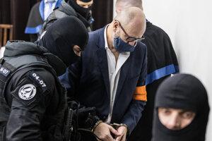 Pavla Ruska brali zo súdu rovno do väzenia.
