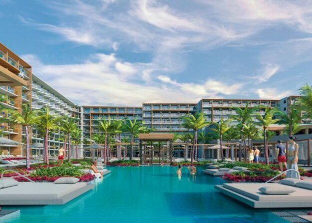 Senator Riviera Cancun Spa Resort 5*