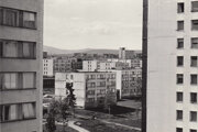 Sídlisko Terasa v roku 1970.