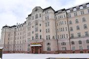 Penzák je významnou architektonickou dominantou a kultúrnou pamiatkou Nového Smokovca.