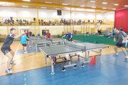 Oravský stolnotenisový zväz chce aspoň usporiadať majstrovstvá Oravy.