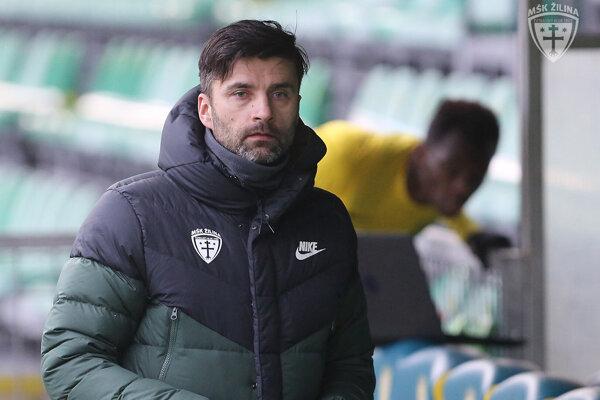 Pavol Staňo zČierneho je najlepším trénerom Fortuna ligy.