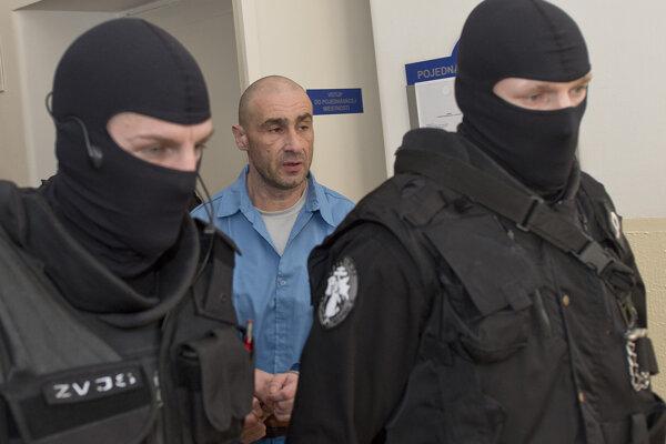 V prípade je obžalovaný aj Ľuboš Ferus.