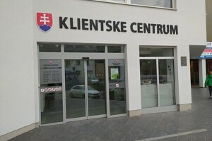 Nové klientske centrum v Prievidzi.