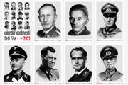 Vydavateľstvo Naše vojsko na svojich stránkach ponúka kalendár na rok 2021 s názvom Osobnosti Tretej ríše. Sú v ňom vyobrazení najznámejší nacistickí zločinci.