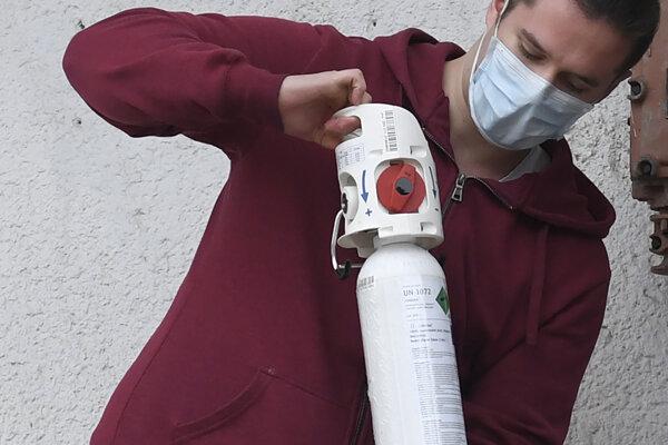 Problém s kyslíkom sa objavil na začiatku roka.