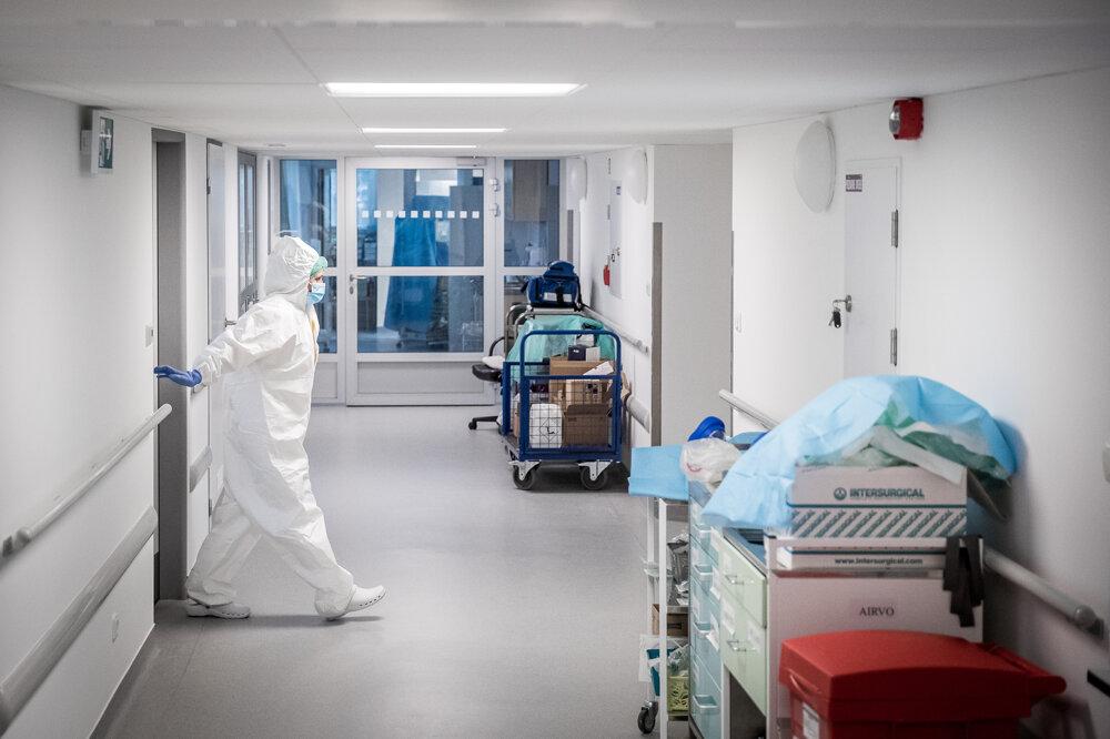 Únava zdravotníkov na OAIM je značná. Momentálne vypadli dvaja lekári. Znamená to, že