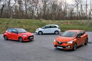 Pri malých hybridoch je konečne z čoho vyberať.