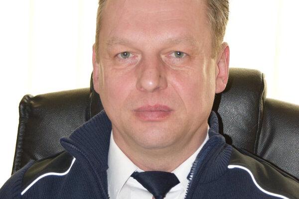 Náčelník MP František Linet