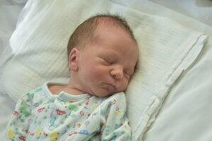 Juraj Šimon (2930 g, 50 cm) sa narodil 22. januára Martine a Martinovi z Ilavy.