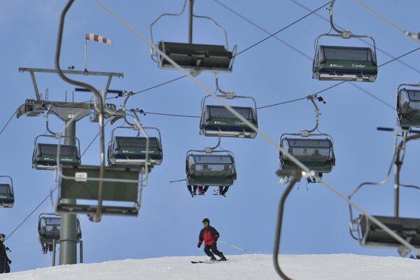 Rakúske lyžiarske strediská sú otvorené len pre domácich.