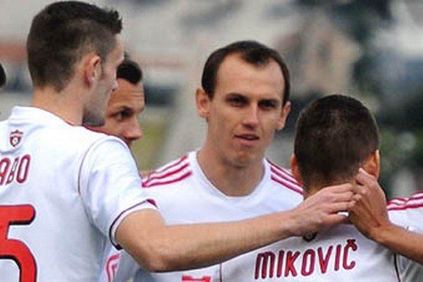 Pre Martina Tótha sa skončil zápas v 8. minúte.