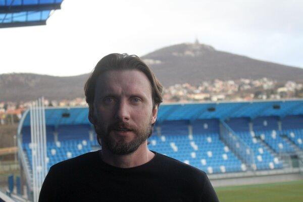 Henrich Benčík patrí k postavám histórie nitrianskeho futbalu.