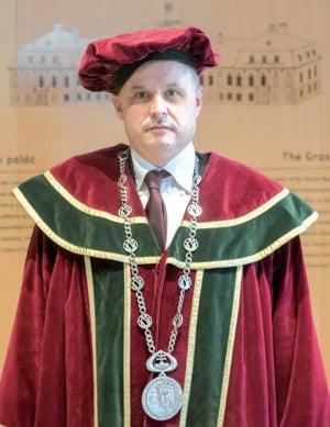 Rektor: Dr. h. c. prof. MUDr. Juraj Benca, PhD., MPH