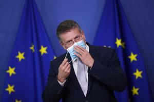 Podpredseda Európskej komisie Maroš Šefčovič.