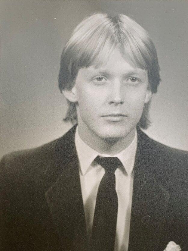 Peter Michalko počas štúdia na vysokej škole