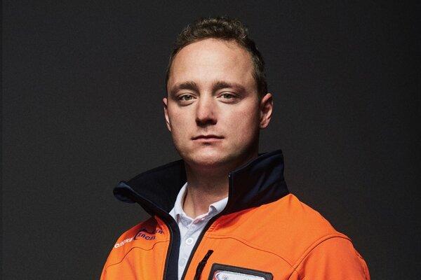 Ondrej Marcinek, záchranár aregionálny vedúci Záchrannej služby Košice.