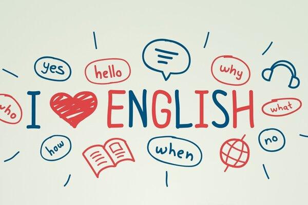Angličtina v dvoch prílohách