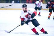 Milan Jonák má na amatérskej scéne v Dolnom Kubíne opäť radosť z hokeja.