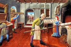 Pekári patrili v Prešporku medzi zámožných mešťanov.