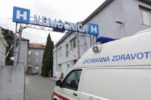 Mestská nemocnica.