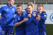 Gólová radosť FC Nitra.
