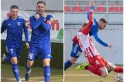 Takto sa Erik Jendrišek tešil z prvého gólu a takto strelil druhý. Nitra napokon proti Seredi vyhrala 2:1 a až 11-krát vystrelila na bránu, viac priamych ohrození mala naposledy ešte 28. októbra 2017 proti Prešovu (2:0).