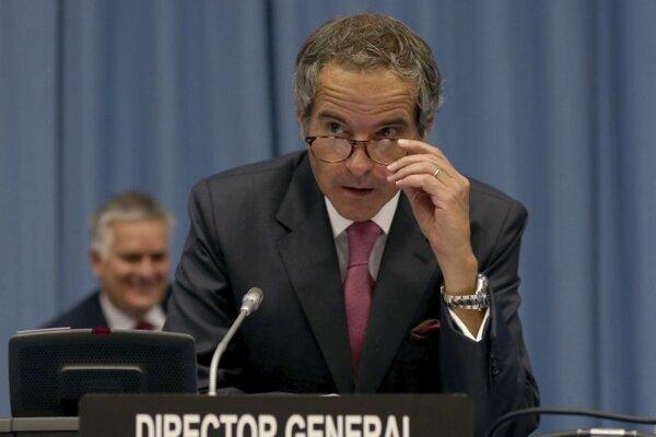 Rafael Mariano Grossi, generálny riaditeľ Medzinárodnej agentúry pre atómovú energiu.