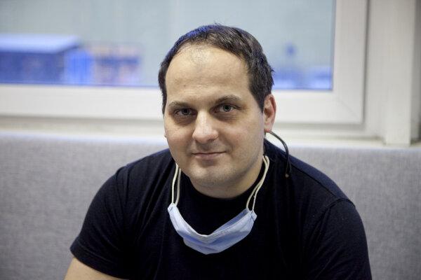 Martin Pešlo.