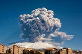 Horúca láva a popol, pozrite si erupcie Etny