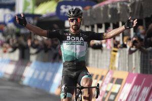 Saganov triumf na Giro d´Italia 2020.