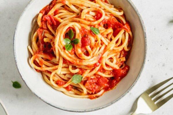 Špagety z jedného hrnca.