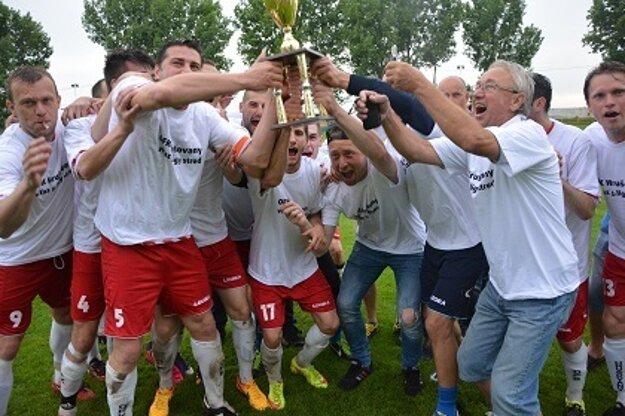 Hrušovany naposledy oslavovali postup z V. ligy Stred do IV. ligy Juhovýchod. Aktuálne pôsobia v VI. lige ObFZ Topoľčany.