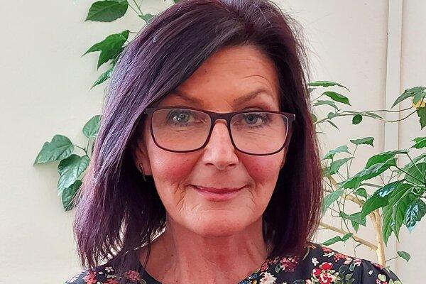 Psychologička Gabriela Lukáčová.