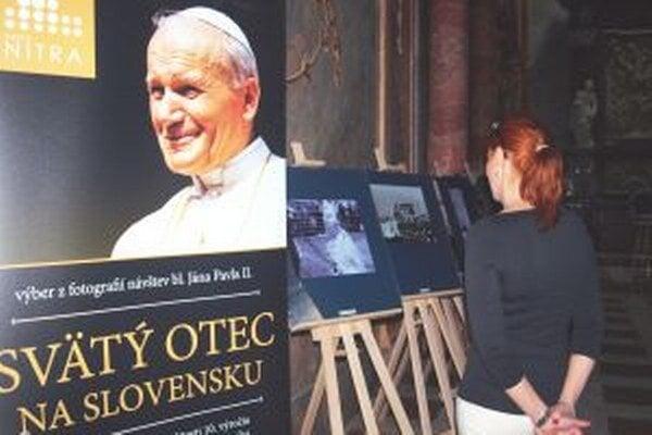 Výstava v katedrále na hrade potrvá do 8. decembra.