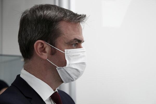 Francúzsky minister zdravotníctva Olivier Véran.