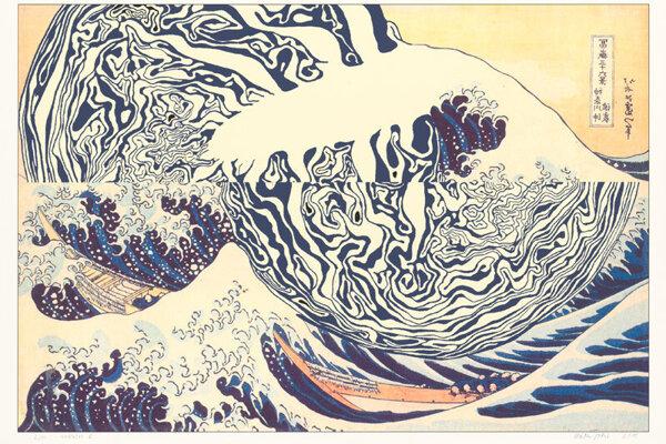 Marko Blažo: Hokusai 5.