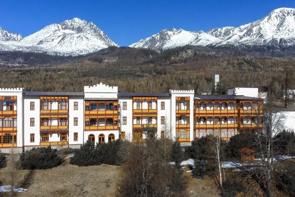 Základom terapie pre postcovidových pacientov v sanatóriu v Tatranskej Polianke je respiračná fyzioterapia.