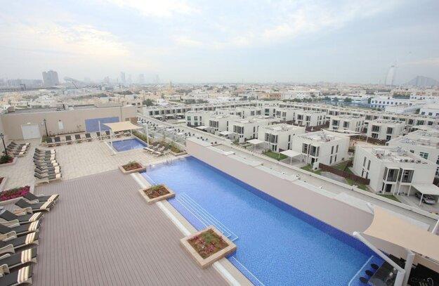 Metropolitan Hotel 4*, Dubaj