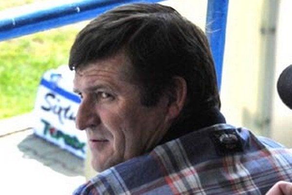 Michal Hipp je jedným z kandidátov na post trénera FC Nitra.