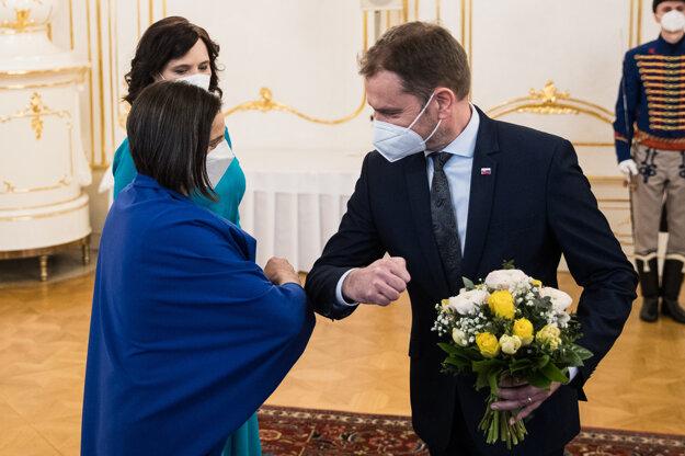 Demisia Márie Kolíkovej: Premiér Igor Matovič sa poďakoval exministerke.