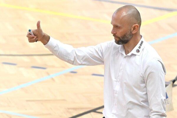 Tréner Kardoš vyzdvihol bojovnosť svojho tímu.