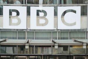 Centrála BBC v Londýne.
