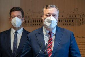 Bývalý minister práce, sociálnych vecí a rodiny Milan Krajniak (Sme rodina).